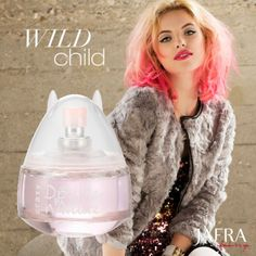 Give into your wild side with fun and irreverent Double Nature Crazy. http://jafra.me/3bwh