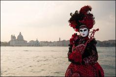 Carnevale di Venezia 2014 04 von Wolfgang Honzejk