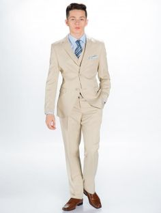 Boys biscuit suit - Lanzo