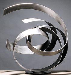Damon Hyldreth KNOT series - Stainless Steel