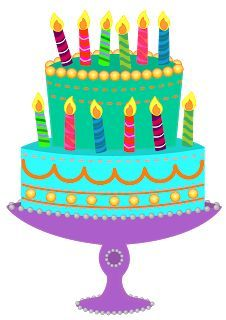 Surprising Birthday Cake Clipart With Or Without Candles Free Files That 2 Funny Birthday Cards Online Eattedamsfinfo