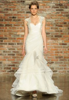 New Hayley Paige #wedding dress