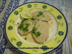 carne bianca al limone... acida al punto giusto e rinfresca il palato... buonissima!!!!