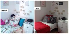 The Style Squad show us ow they do room makeovers on a budget.