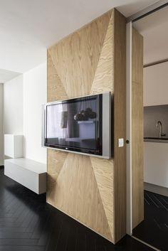 Contemporary apartment by Studio Alexander Fehre