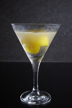 Eclipse VESPER  Invented by James Bond in 1953. Bombay Sapphire gin, Ketel One vodka, Lillet Blanc, shaken until ice cold and served with a generous twist of lemon.
