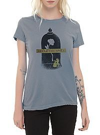 HOTTOPIC.COM - Disney Beauty And The Beast Break The Spell Girls T-Shirt