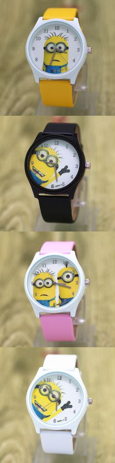 Watches, Parts & Accessories Generous Anisnap Kids Watches Snap On Wrist Splash Resistant Watch For Kids The Perfect G