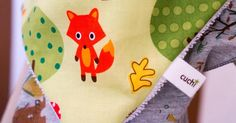 Tutorial Halstuch, DIY, Halstuch nähen, Babytuch, Dreieckstuch, Sabbertuch, Nähen für Kinder, Anleitung Halstuch nähen