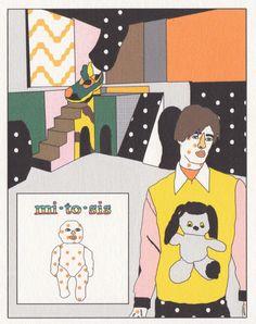 cover for a new mini comic
