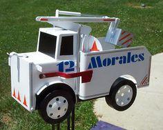 Truck Mailbox