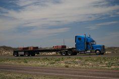 Trucking Driving Force, Semi Trucks, Heavy Equipment, Boards, Flat, Storage, Bed, Planks, Purse Storage