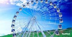 Küçüklüğümüzden bu yana en çok sevdiğimiz, lunaparkların olmazsa olmaz eğlence araçlarından Dönme Dolap Yeşilvadi'ye geliyor!  #Yesilvadi #Gaziantep #Lunapark #Dönmedolap