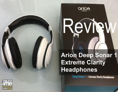 Arion Deep Sonar 1 Extreme Clarity Headphones