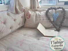 Vintage Caravan Interiors by TVCW The Vintage Caravan Workshop