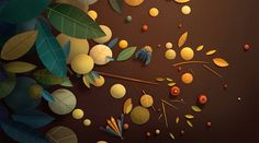 Two Stunning Trailers for Tant de Forets, an New Animated Short by Burcu Sakur and Geoffrey Godet