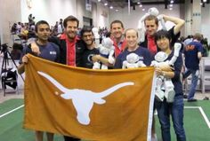 UT Austin Villa Standard Platform League RoboCup World Champion Team, winners in Mexico City. Photo via the University of Texas News Media Center. Click through to read more from the Linkdown for Friday, June 29.