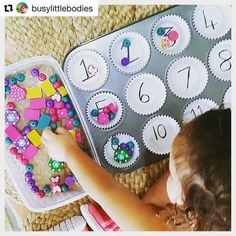 You are in the right place about montessori materials diy Here we offer you the most beautiful pictu Kindergarten Lesson Plans, Preschool Learning, Learning Activities, Preschool Activities, Teaching, Simple Math, Easy Math, Fun Math, Maths