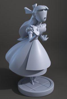 Alice! on Behance
