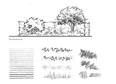 #ClippedOnIssuu from Drawing for Landscape Architects This book is very useful. Take a look at their recommendation after you finish reading.