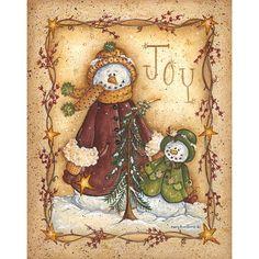 Snow Folk Joy