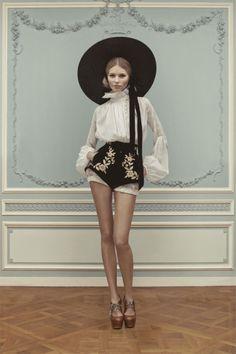 {fashion inspiration | haute couture : ulyana sergeenko spring-summer 2013}