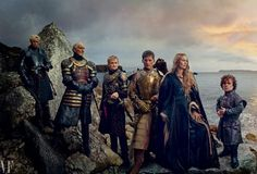 game-of-thrones-cast-photos. Photographs By Annie Leibovitz