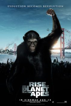 Rise of the Planet of the Apes - Directed by Rupert Wyatt