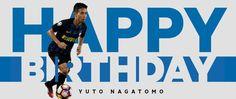 Buon compleanno Yuto Nagatomo