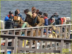 Harry Styles Shows Off His Short Hair on 'Dunkirk' Set | harry styles short hair…