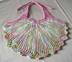 Ravelry: KnittyPurl28's Harper's baby bib