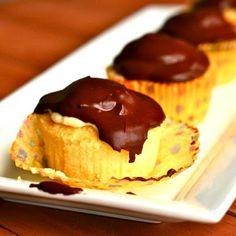 See Brooke Cook: Boston Cream Pie Cupcakes