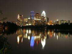 This is my favorite city in the world. The food, the culture, and The University of Texas at Austin is all in Austin, Texas, of course.