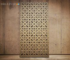 Miles and Lincoln - the UK's leading designer of laser cut screens for architecture and interiors, laser cut panels, balustrades and suspended ceilings Laser Cut Screens, Laser Cut Panels, Laser Cut Metal, 3d Laser, Metal Panels, Laser Cutting, Decorative Metal Screen, Jaali Design, Style Marocain