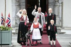 """When rebels dressed in national costumes 