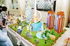 사탕조각전시회