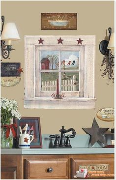 38 Best Design Country Kitchen Wall Decor