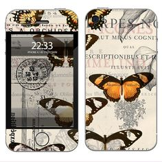 BUTTERFLIES Dragonfly Meaning, Mobile Stickers, Butterfly Kisses, Japanese Culture, Beautiful Butterflies, Iphone 4, Moth, Birds, My Favorite Things