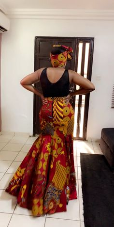 Africa Fashion 644999977865891109 - African mixed print maxi skirt Source by houleymataly Long African Dresses, African Fashion Designers, Latest African Fashion Dresses, African Print Dresses, African Print Fashion, Latest Ankara Styles, African Attire, African Wear, African Traditional Wear
