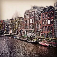 Photo from the Instacanvas gallery for ilaria_agostini. Amsterdam