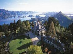 Larnach Castle, Dunedin, South Island, New Zealand. I love Dunedin, beautiful and cold. Nz South Island, New Zealand South Island, New Zealand Adventure, New Zealand Travel, Places To Travel, Places To See, Dunedin New Zealand, New Zealand Houses, To Infinity And Beyond