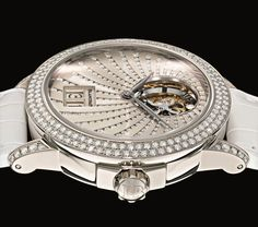 Top 5 Really Expensive Diamond-Crusted Watches | Luxury Lifestyle, Luxury Brands, Watched, Diamonds, Limited Edition. For More News: http://www.bocadolobo.com/en/news-and-events/