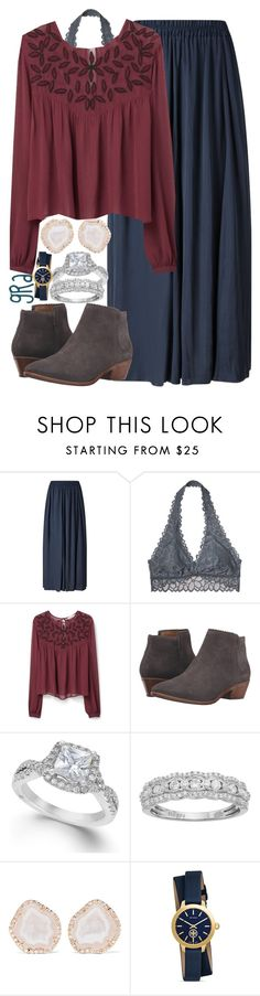 """""""forever thankful"""" by imperfectgrace ❤ liked on Polyvore featuring Phase Eight, Victoria's Secret, MANGO, Jack Rogers, Marchesa, Simply Vera, Kimberly McDonald and Tory Burch"""