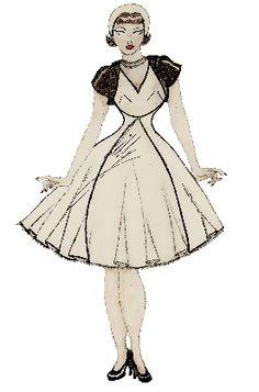 1950' Fashion Guide