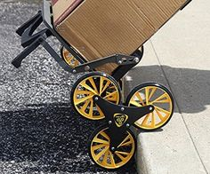 Stair climbing cart! (Click for price)