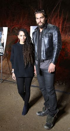 Jason Momoa puts on an affectionate display with wife Lisa Bonet Beautiful Couple, Gorgeous Men, Jason Momoa Lisa Bonet, Lenny Kravitz, Jason Momoa Aquaman, Dc Movies, Famous Couples, Avan Jogia, Taylor Kitsch