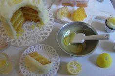 Lemon cake 1:12 | Flickr - Photo Sharing!