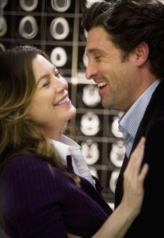 Meredith and Derek, Grey's Anatomy 5x19 - Elevator Love Letter