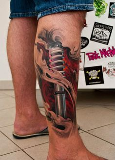 "Very cool!  Original pinner says:  ""tattrx:  DENIS SIVAK Odessa, Ukraine Denis Sivak Facebook Instagram @sivak_"""