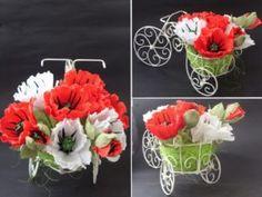 Để lưu lại những khoảng khắc đó thì ngay bây giờ hãy cùng dieugiandon.com tự chế xe đạp chở hoa vô cùng đẹp mắt.